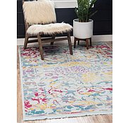 Link to Unique Loom 4' 3 x 6' Baracoa Rug