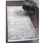 Link to Unique Loom 2' 2 x 6' Baracoa Runner Rug