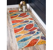 Link to 2' 7 x 10' Capri Runner Rug
