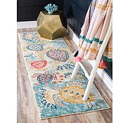 Link to 2' 2 x 6' 7 Capri Runner Rug