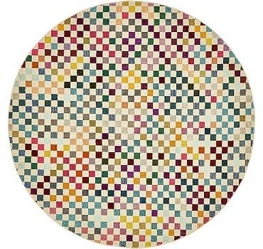 244x244 Spectrum Rug
