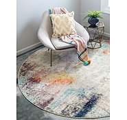 Link to 183cm x 183cm Spectrum Round Rug