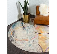 Link to 245cm x 245cm Spectrum Round Rug