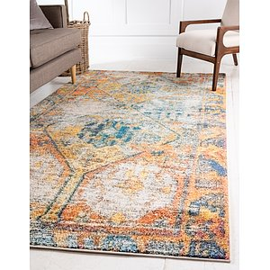 Unique Loom 10' 6 x 16' 5 Monterey Rug