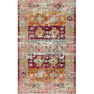Unique Loom 5' x 8' Monterey Rug