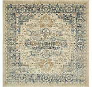 Link to 6' x 6' Stockholm Square Rug