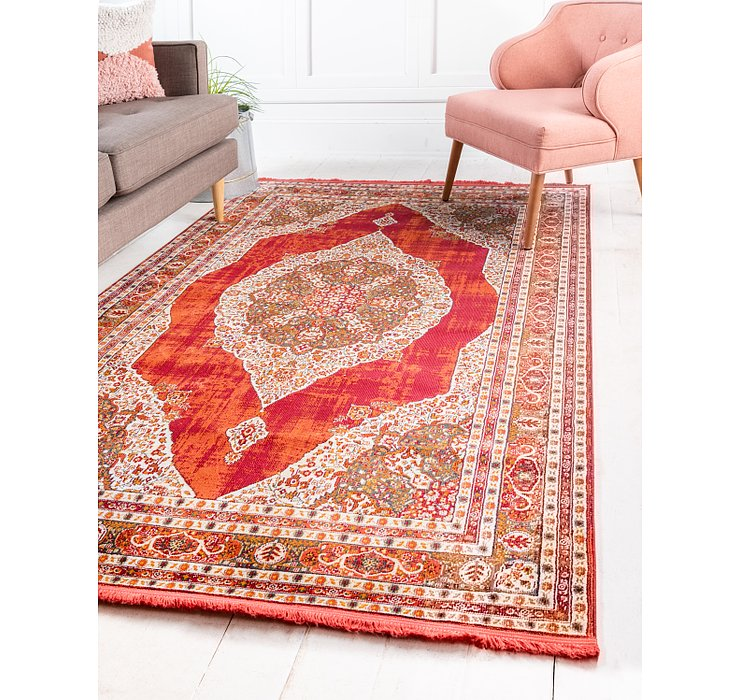 Red Santiago Rug