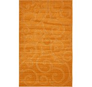 Link to 5' x 8' Floral Frieze Rug