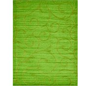 Link to 9' x 12' Floral Frieze Rug