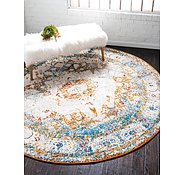 Link to 8' x 8' Venice Round Rug
