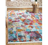 Link to 8' 2 x 10' Tribe Rug