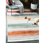 Link to 5' 5 x 8' Tribe Rug