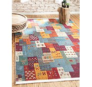 Link to 4' 3 x 6' Tribe Rug