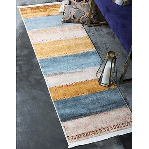 Unique Loom 2' 7 x 10' Native Runner Rug
