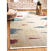 Link to 2' 2 x 3' Tribe Rug