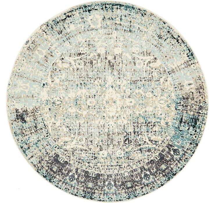 183cm x 183cm Montreal Round Rug