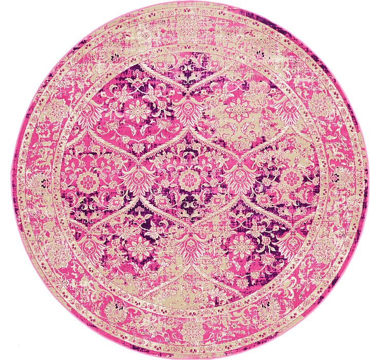 6' x 6' Montreal Round Rug