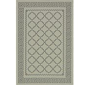 Link to Unique Loom 6' x 9' Outdoor Trellis Rug