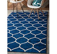 Link to 8' x 10' Trellis Frieze Rug
