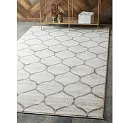 Link to 4' x 6' Trellis Frieze Rug