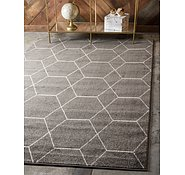 Link to 152cm x 245cm Trellis Frieze Rug