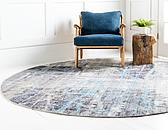 Jill Zarin 8' x 8' Downtown Collection Round Rug thumbnail image 2