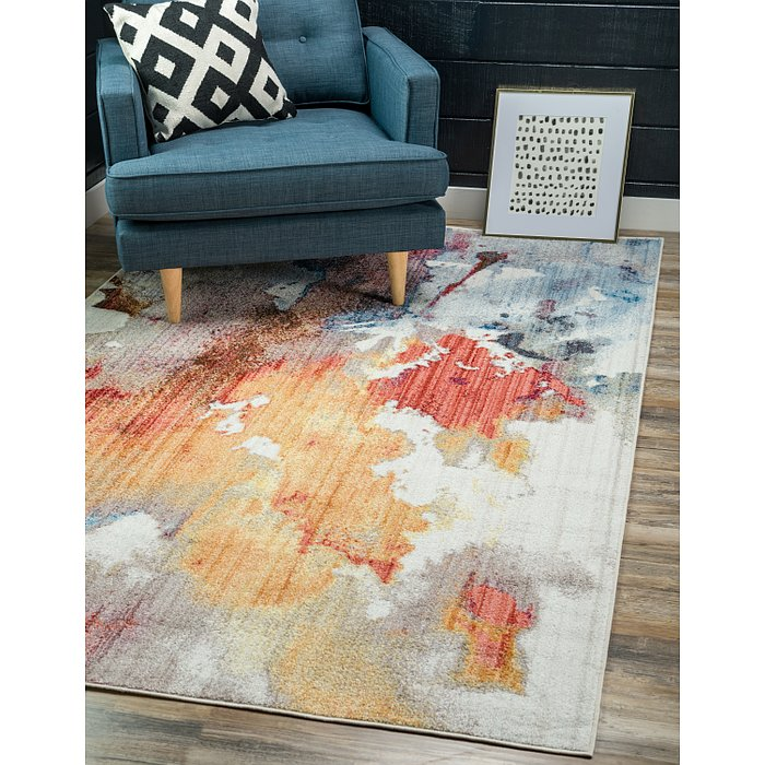 8' x 10' Downtown Collection Rug