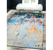 Link to 1' 8 x 1' 8 Downtown Collection by Jill Zarin Sample Rug