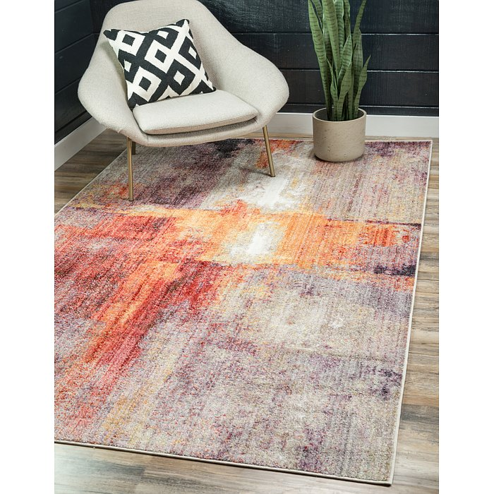 5' x 8' Downtown Collection Rug