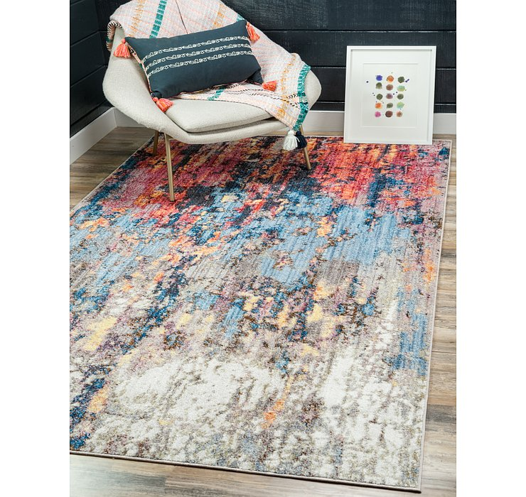 Jill Zarin 9' x 12' Downtown Collection Rug