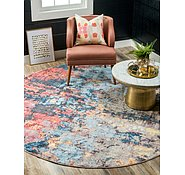 Link to 8' x 8' Downtown Round Rug