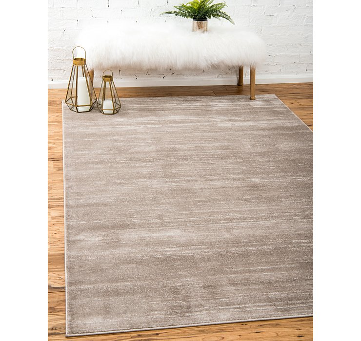 Jill Zarin Brown Uptown Collection Rug