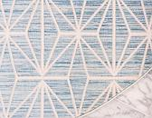 Jill Zarin 8' x 8' Uptown Collection Round Rug thumbnail image 8