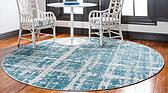 Jill Zarin 8' x 8' Uptown Collection Round Rug thumbnail image 2