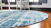 Jill Zarin 8' x 8' Uptown Collection Round Rug thumbnail image 3