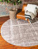 Jill Zarin 8' x 8' Uptown Collection Round Rug thumbnail image 1