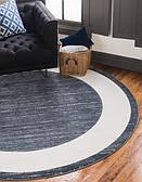 Jill Zarin 8' x 8' Uptown Collection Round Rug thumbnail