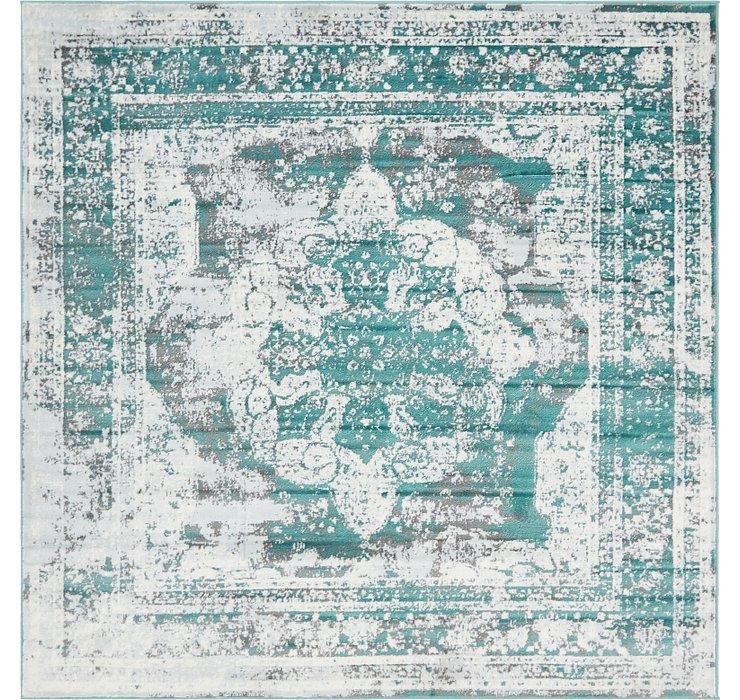 8' x 8' Monte Carlo Square Rug