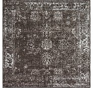 Link to Unique Loom 6' x 6' Sofia Square Rug