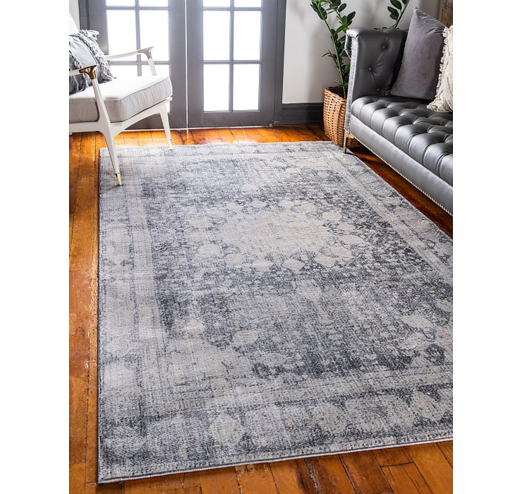 Gray Oxfordshire Rug
