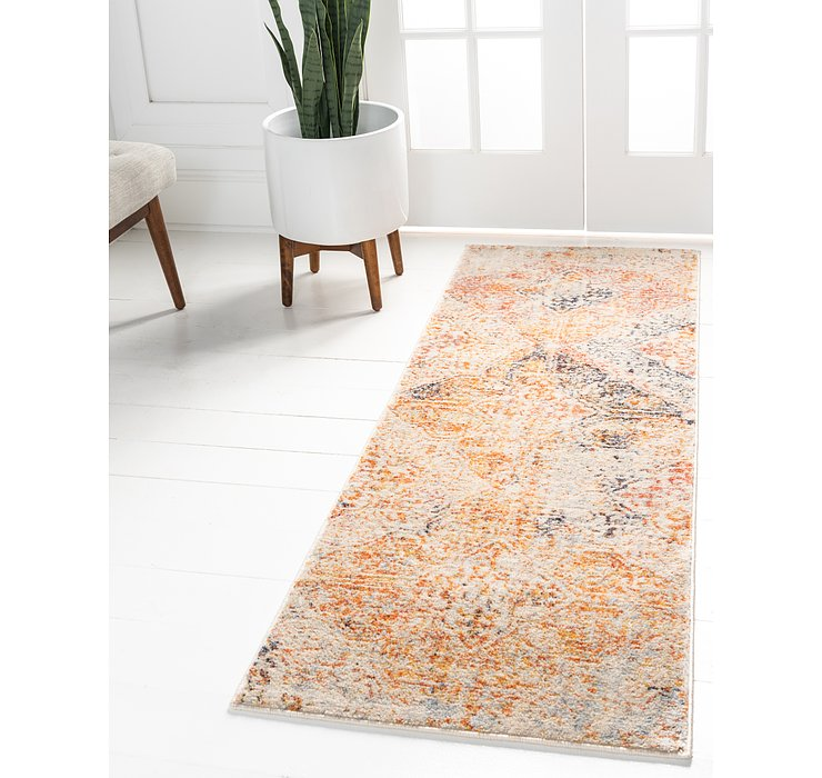 Multi Oxfordshire Runner Rug