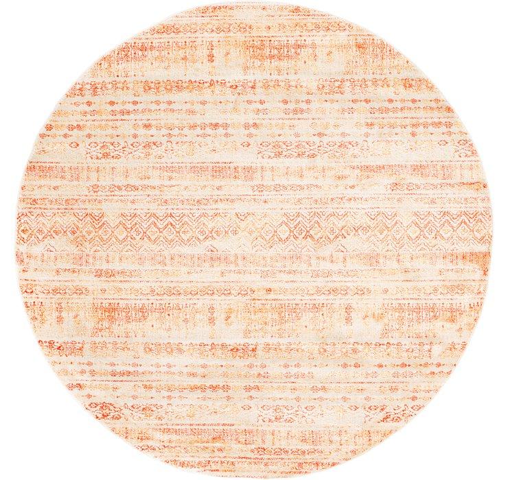 8' x 8' Solaris Round Rug