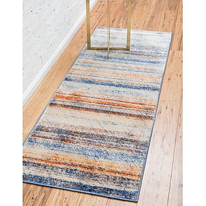 Unique Loom 2' 2 x 6' Helios Runner Rug