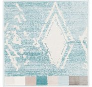 Link to 1' 8 x 1' 8 Uptown Collection by Jill Zarin Rug