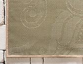 8' x 11' 4 Outdoor Botanical Rug thumbnail image 9