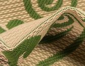 6' x 9' Outdoor Botanical Rug thumbnail image 6