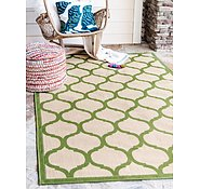 Link to 213cm x 305cm Outdoor Trellis Rug