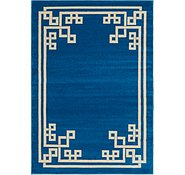 Link to 5' 3 x 7' 7 Greek Key Rug