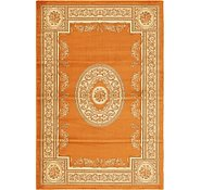 Link to 152cm x 220cm Classic Aubusson Rug