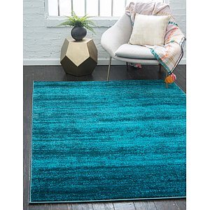 Unique Loom 5' 3 x 7' 7 Del Mar Rug